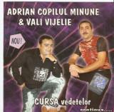 CD Adrian Copilul Minune & Vali Vijelie – Cursa Vedetelor Continua...