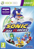 Sonic Free Riders - Kinect Compatible XB360