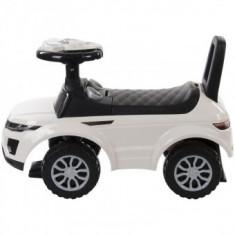 Masinuta fara pedale Speedy Land Rover - Alb