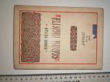 CARTE - George Valsan , Gradina parasita , Poezii , Cluj , 1925 , editia 1
