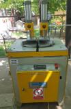 Utilaje pvc scule termopan (masina lipit, taiat, frezat, compresor)