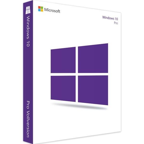 Microsoft Windows 10 Pro, Retail, 32/64 Bit, toate limbile, licenta electronica