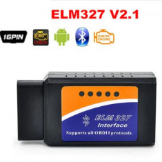 Interfata diagnoza Bluetooth ELM 327 OBDII V2.1