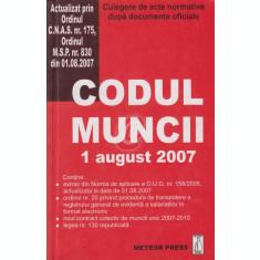 Codul muncii 2007