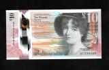 Scotia - Royal Bank of Scotland plc - TEN (10) POUNDS Sterling - Polymer UNC