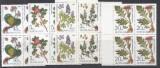 Russia 1985 Medicinal plants x 4 MNH DC.045