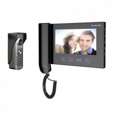 Video interfon ecran color