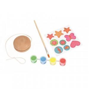 Set de pictat yoyo,Egmont Toys