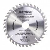 Cumpara ieftin Disc circular Raider, 190 x 30 mm, 36T