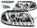 Faruri compatibile cu VW PASSAT 3BG 09.00-03.05 TRU DRL Crom