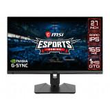 Monitor LED Gaming MSI Optix MAG274QRF-QD 27 inch WQHD QD IPS 1ms 165Hz Black