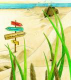 Micul Paianjen Firicel. Vacanta la mare | Diana Amft