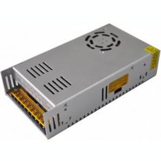 Sursa alimentare profesionala YDS 12V 40A comutatie carcasa metalica