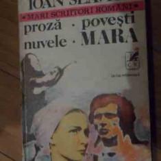Proza Povesti Nuvele Mara Vol. 1 - Ion Slavici ,535518