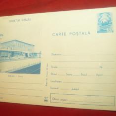 Carte Postala Ilustrata - Barlad - Gara , cod 1206/73