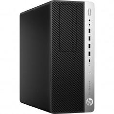 Desktop Pc HP EliteDesk 800 G3 Tower, Procesor Intel® Core™ i7-7700 3.6GHz Kaby Lake, 4GB DDR4, 500GB HDD, GMA HD 630, Win 10 Pro