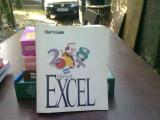 User's guide Microsoft Excel version 5.0 (ghid de utilizare microsoft excel, versiunea 5.0)