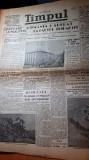 ziarul timpul 25 noiembrie 1940-romania a aderat la pactul tripartit,horia sima