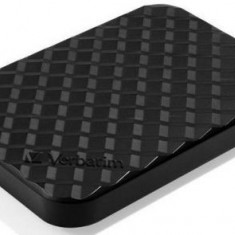 HDD Extern Verbatim Store inchninch Go Gen 2, 2.5 inch, 2TB, USB 3.0 (Negru)