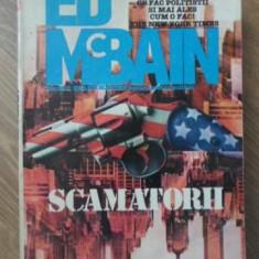 SCAMATORII - ED MCBAIN