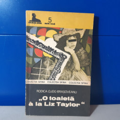 Rodica Ojog Brasoveanu - O toaleta a la Liz Taylor