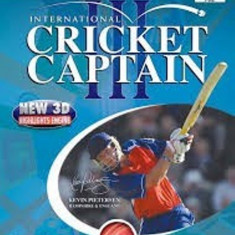 Joc PS2 International Cricket Captain III - EA Sports