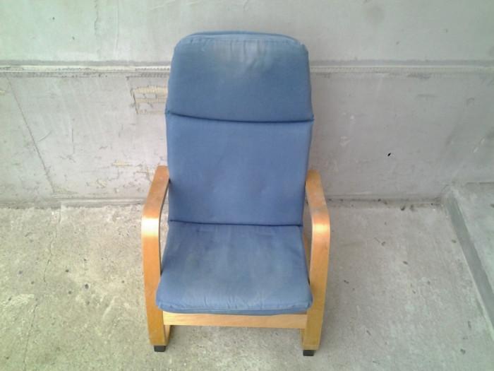 POANG IKEA fotoliu / scaun / balansoar copii
