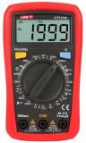 Multimetru Digital UNI-T UT131B (Negru/Rosu)