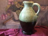 Vintage - Design - vaza / carafa / ulcior din ceramica cu marcaj Bay W Germany !