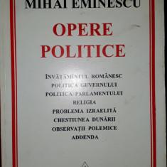 M. Eminescu - Opere politice (vol. 3 / III)