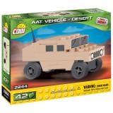 Cumpara ieftin Set de construit Cobi, Small Army, AAT Vehicle Desert Nano Tanc (42 pcs)