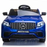 Masinuta electrica Mercedes Benz GLC 63 Albastru Editie Limitata