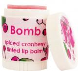 Balsam de buze nuantator Spiced Cranberry Bomb Cosmetics 4.5 g