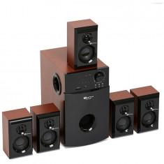 Sistem boxe 5.1 Soundboost HT5100C, 140 W, SD / USB / FM