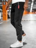 Pantaloni de trening negri Bolf JX1059
