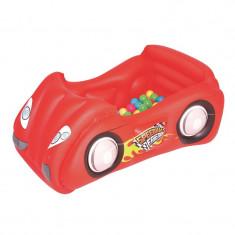 Loc de joaca Bestway, 50 bile, model masina