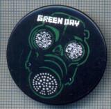 AX 617 INSIGNA - GREEN DAY - ZIUA VERDE - SIMBOL O MASCA DE GAZE ANTI-POLUARE