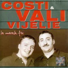 CD Costi & Vali Vijelie – La Marele Fix, original, manele