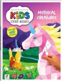 Cumpara ieftin Kaleidoscope Kids Sticker Mosaics. Mythical Creatures