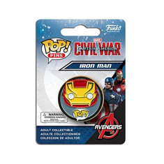 Insigna - Marvel : Civil War - Iron Man | FunKo