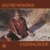 Stevie Wonder Talking Book remastered (vinyl)