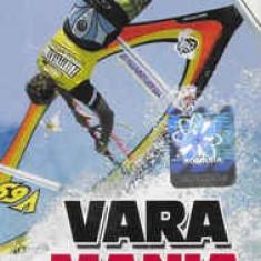 Caseta Vara Mania 2005, originala, manele