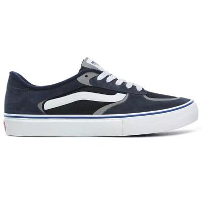 Shoes Vans Rowley Rapidweld Pro Navy/White foto