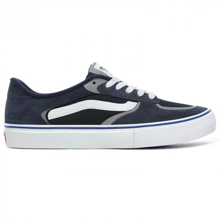 Shoes Vans Rowley Rapidweld Pro Navy/White