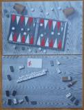 2 carti postale  , jocuri de noroc , inceput de secol 20