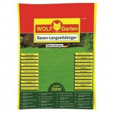 Fertilizator gazon de lunga durata Wolf Garten L-PE 250 3836920