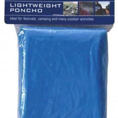 Pelerina ploaie Trespass Drylite Albastru