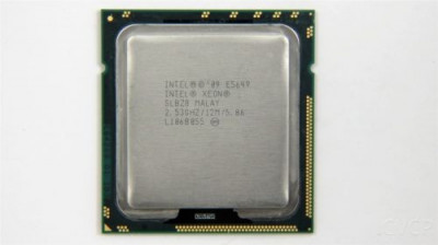 Procesor server Intel Xeon E5649 SLBZ8 Six Core 2.53Ghz SOCKET 1366 foto