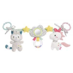 Jucarie carucior - Aiko & Yuki PlayLearn Toys