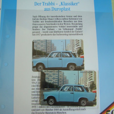 """3 Cartele Telefonice """"50 Jahre Deutschland"""" - Exponate NOI / 26"""